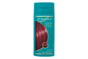 Бальзам оттеночный для волос Индийское лето №6.65 Тоника 150мл