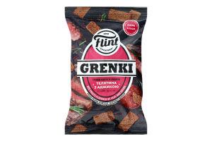 Грінки житні Телятина з аджикою Flint Grenki м/у 65г