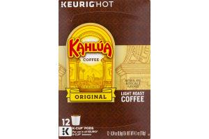 Kahlua Coffee K-Cup Packs Original - 12 CT