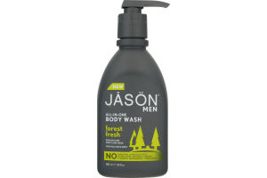 Jason Men All-In-One Body Wash Forest Fresh