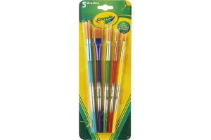 Crayola Brushes - 5 CT