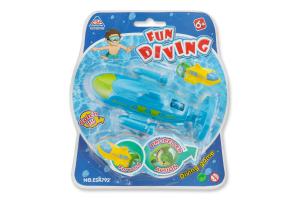 Игрушка для игры в воде Подводный корабль Y1