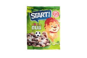 Завтраки сухие Шарики Duo Start! м/у 500г