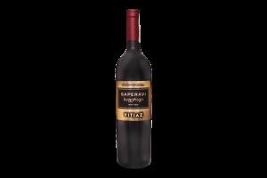 Вино Vitiaz Саперави красное сухое