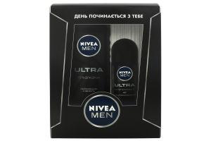 NIVEA_набір 2018 чол Ультра