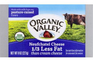 Organic Neufchatel Cheese