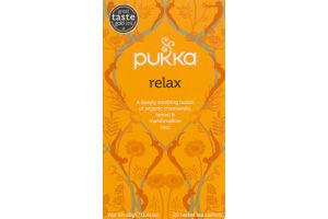 Pukka Tea Relax - 20 CT