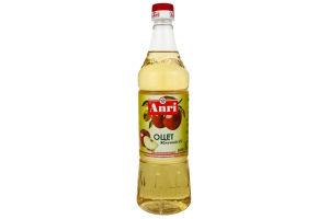 Уксус яблочный 6% Anri п/бут 850мл