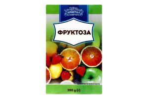Фруктоза Кристал к/у 200г