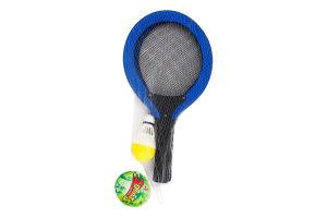 Набор ракеток для бадминтона для детей от 3лет №6025 Shantou Yisheng Trading 1шт