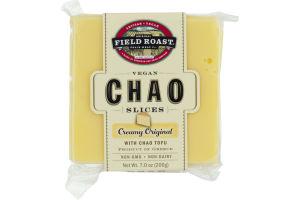 Field Roast Grain Meat Chao Vegan Slices Creamy Original