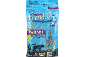 Freekeh Roasted Green Wheat Tamari