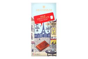 Шоколад молочный Discover Europe Millennium к/у 100г