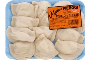 Millie's Pierogi Potato & Cheese - 12 ct