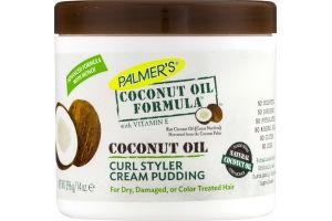 Palmer's Coconut Oil Formula Curl Styler Cream Pudding