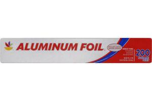 Ahold Aluminum Foil - 200 Sq Ft