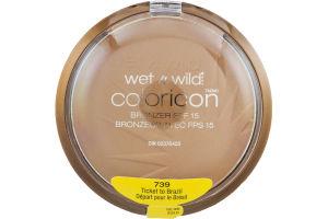 Wet n Wild Coloricon Bronzer SPF 15 Ticket To Brazil 739