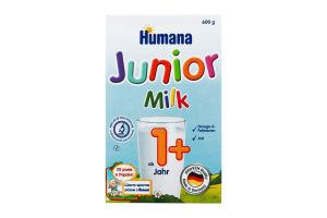 Смесь молочная сухая для детей от 1год Junior Milch Humana к/у 600г