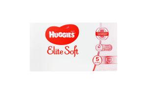 Підгузники для дітей 12-22кг 5 Elite Soft Huggies 112шт