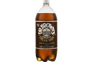 Dr. Brown's Original Cream Soda Caffeine Free