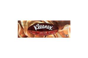 Хустинки Kleenex Ультра софт 12пач х9