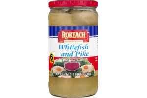 Rokeach Whitefish and Pike