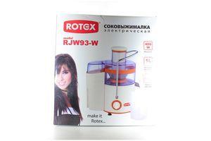 Соковижималка Rotex RJW93-W 630271