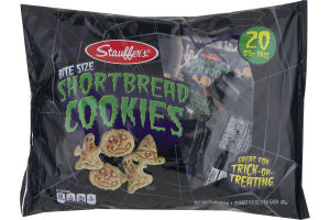 Stauffer's Bite Size Shortbread Cookies - 20 CT