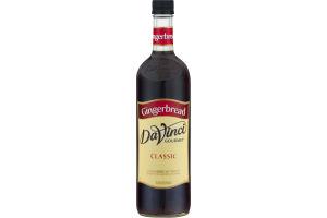 DaVinci Gourmet Classic Gingerbread Syrup