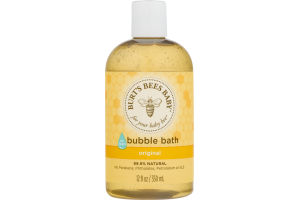 Burt's Bees Baby Bee Bubble Bath