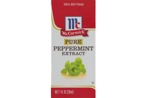 McCormick Pure Peppermint Extract