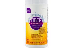 Smart Sense Fiber Supplement Regular Flavor