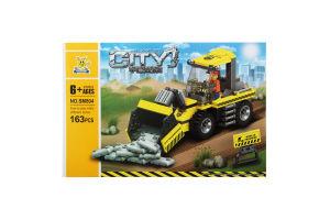 Іграшка City ET конструктор Будівельна техніка арт.SM804 х6