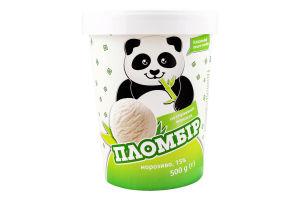 Мороженое 15% пломбир Геркулес ведро 500г
