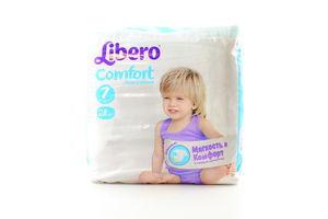 Підгузники Libero Comfort 15-30кг 28шт