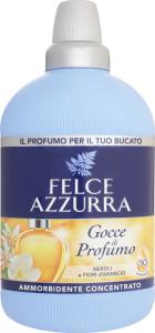 Парфюмированный концентрированный смягчитель для тканей Neroli&Fiori d`Arancio Felce Azzurra 750мл
