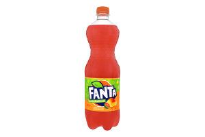 Напій безалкогольний сильногазований зі смаком манго та гуави Fanta п/пл 1л