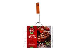 Решетка для гриля Chef de Grille 41*30см