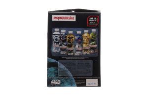 Набор вода минеральная негазированная Star Wars Моршинська + 3D пазл внутри к/у 6х0.33л