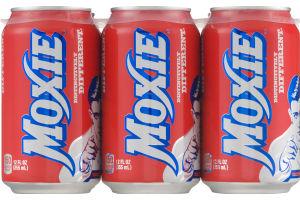 Moxie Soda - 6 PK