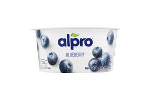Продукт соевый ферментированный с черникой Alpro ст 150г