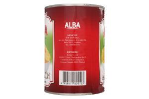 Ананасы кольцами в сиропе Alba Food ж/б 580мл