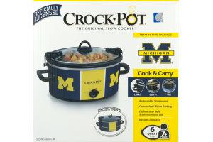 Crock-Pot University of Michigan -6 Quart