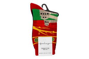 Шкарпетки Feeelings Creative №475 36-40 Китай