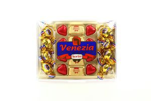 Конфеты Sorini Venezia Assorted Milk Chocolates 190г
