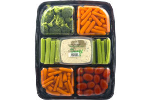 FreshLine Vegetable Party Platter