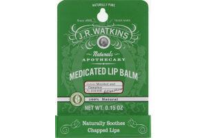 J.R. Watkins Naturals Apothecary Medicated Lip Balm
