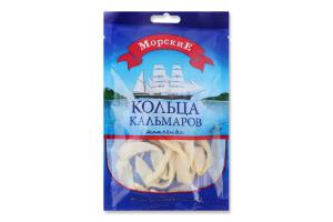 Кальмари кільця копчені Морские м/у 36г