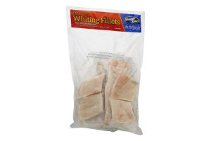 Double Blue Whiting Fillets