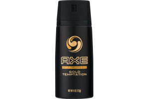 AXE Daily Fragrance Gold Temptation